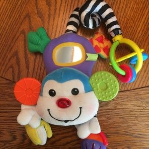Fisher Price Monkey Mobile w/ Sounds & Activities